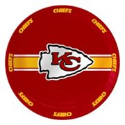 Boelter Kansas City Chiefs Serving Plate