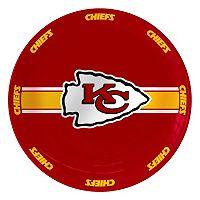 Boelter Kansas City Chiefs Serving Plate