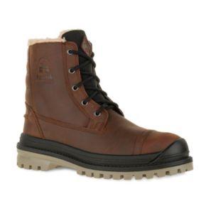 Kamik Griffon Men's Lace Up Waterproof Winter Boots
