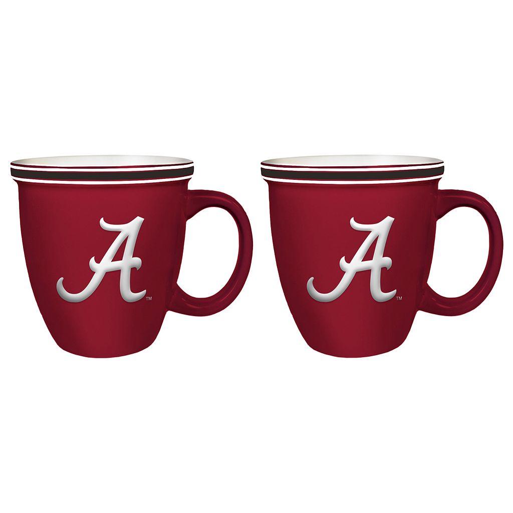 Boelter Alabama Crimson Tide Bistro Mug Set