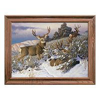 Reflective Art Hidden Treasures Framed Wall Art