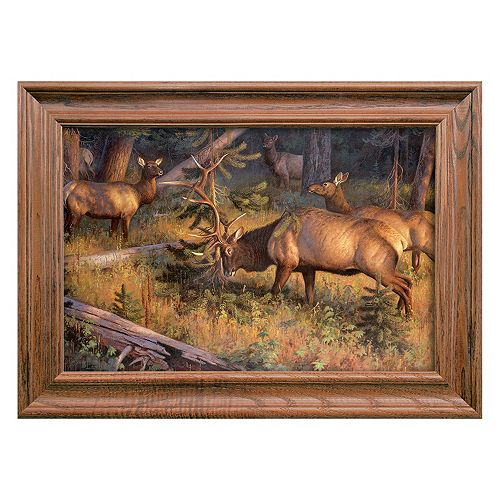 Reflective Art September Madness Framed Wall Art