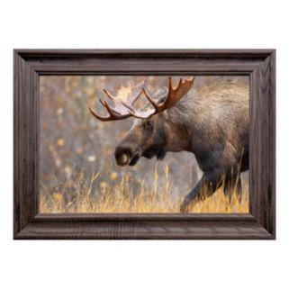 Reflective Art The Bully Framed Wall Art