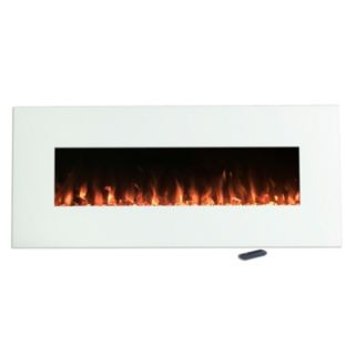 """Northwest 50"""" Electric Color Changing Wall Mount Fireplace"""