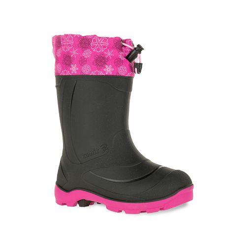 Kamik Snobuster2 Girls' Waterproof Winter Boots