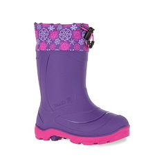 Kamik Snobuster2 Girls' Waterproof Winter Boots