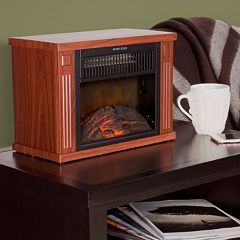 Northwest 13' Portable Mini Electric Fireplace Heater