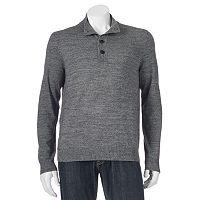 Men's Apt. 9® Modern-Fit Solid Merino Mockneck Sweater