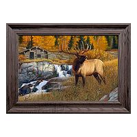 Reflective Art The Ranger Framed Wall Art
