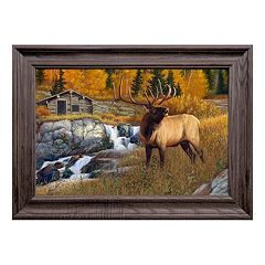 Reflective Art The Ranger Framed Wall Art