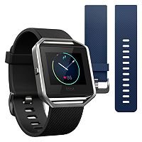 Fitbit Blaze Smart Fitness Watch Bundle