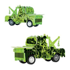Protocol 2-Pack Tow Truck Wind-Up Puzzle