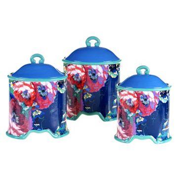 Tracy Porter Reverie 3-pc. Ceramic Canister Set
