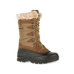 Kamik Shellback Women's Waterproof Winter Boots