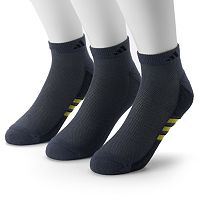 Men's adidas 3-pack Superlite ClimaCool Low-Cut Socks