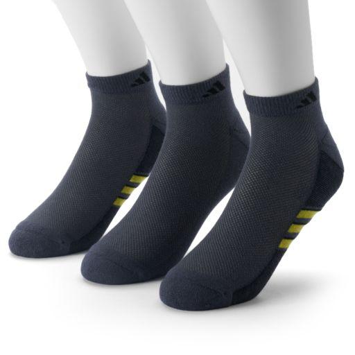 Men's adidas 3-pack Superlite ClimaCool Low-Cut Socks
