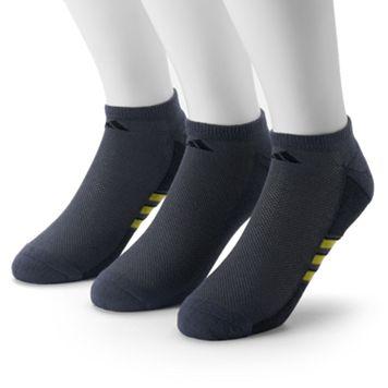 Men's adidas 3-pack Superlite ClimaCool No-Show Socks