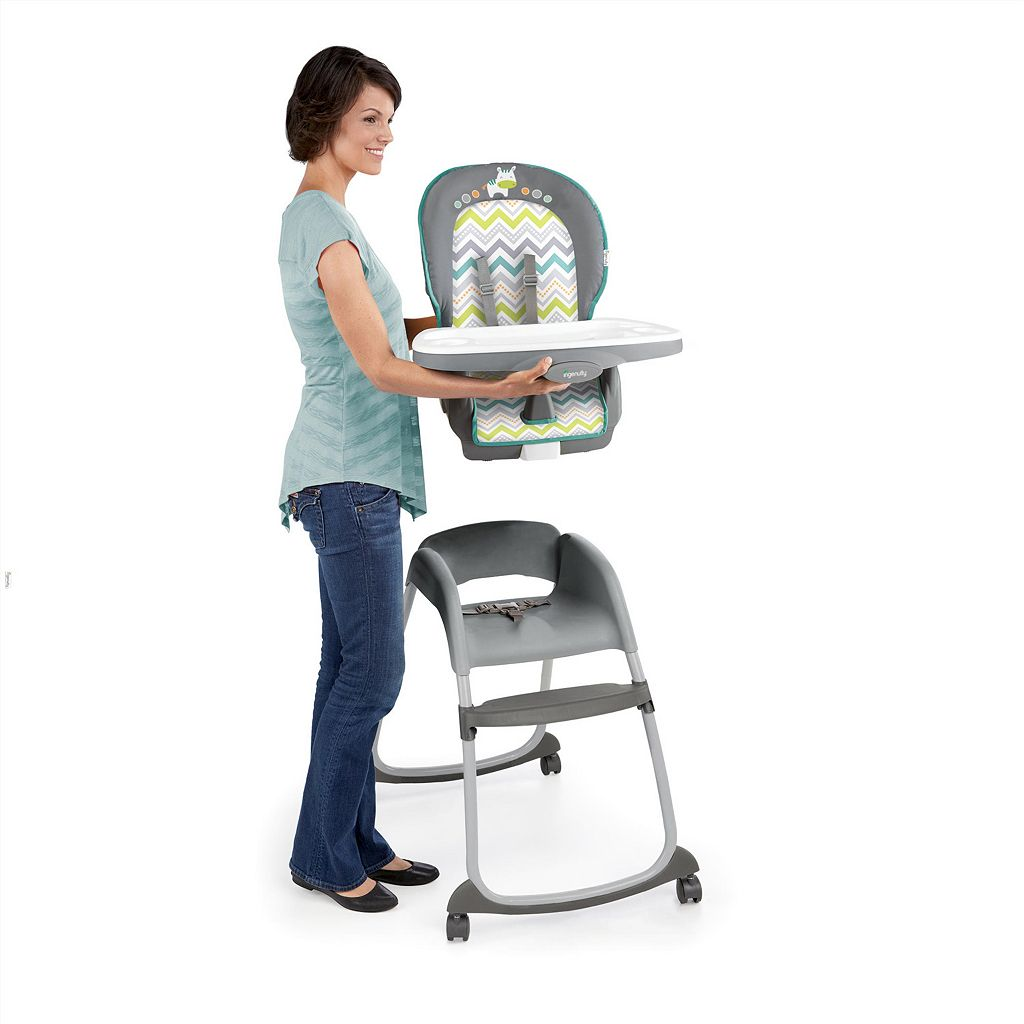 InGenuity Printed Trio 3-in-1 High Chair