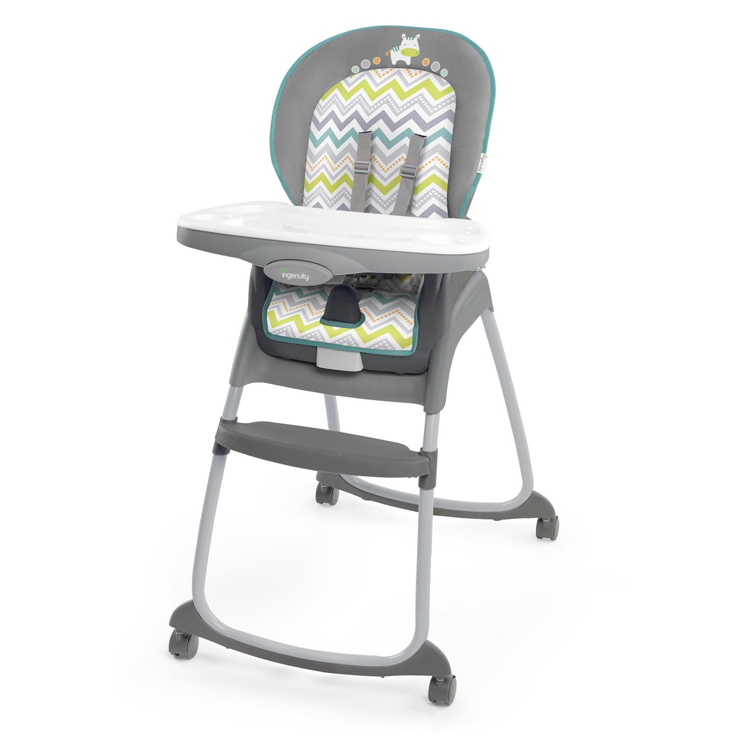 InGenuity Printed Trio 3-in-1 High Chair  sc 1 st  Kohlu0027s & High Chairs Baby High Chairs | Kohlu0027s