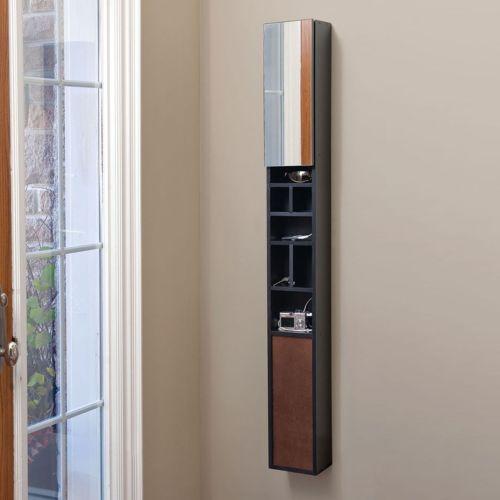 Nexxt Grayson Mirror & Wall Shelf