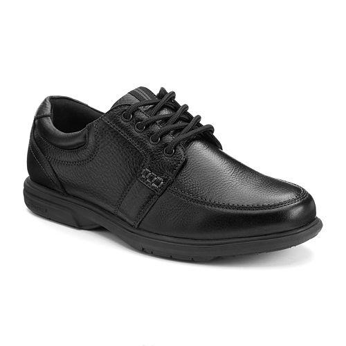 Nunn Bush Carlin Men's Moc Toe Oxford Casual Shoes