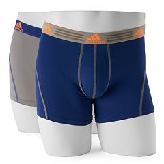 Men's adidas 2-pack climalite Sport Performance Trunks