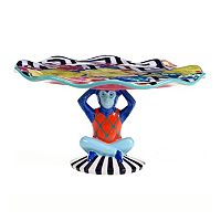 Tracy Porter Reverie 3D Monkey Cake Stand