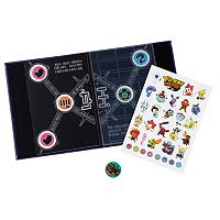 Yo-kai Watch Yo-kai Medallium Collection Book 2 by Hasbro