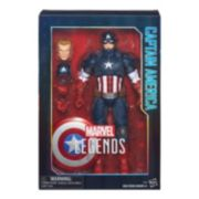 Marvel Legends Series 12-in. Captain America Figure by Hasbro