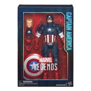 Marvel Legends Series 12 in Captain America Figure by Hasbro