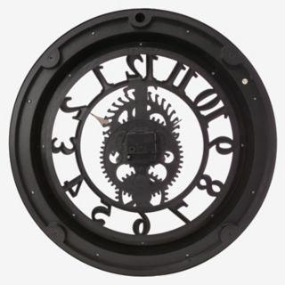 Kiera Grace Gears Wall Clock