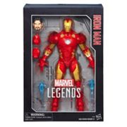 Marvel Legends Series 12 in Iron Man Figure by Hasbro