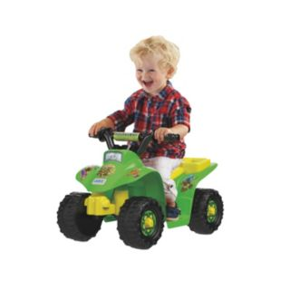 Power Wheels Teenage Mutant Ninja Turtles Lil? Quad Ride-On by Fisher-Price