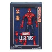 Marvel Legends Series 12 in Spider-Man by Hasbro
