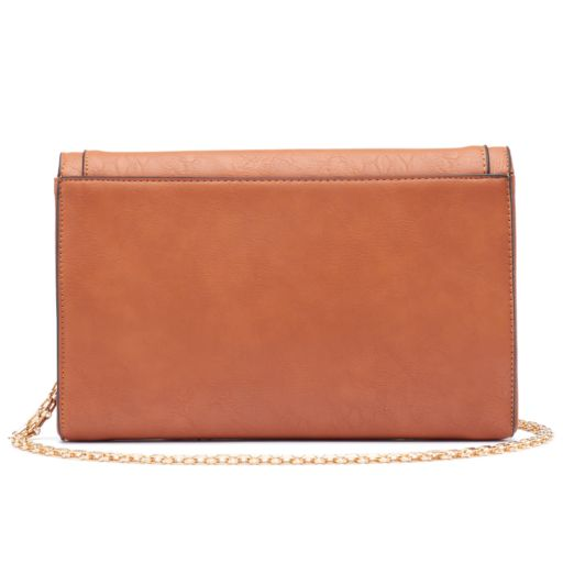 InStyle Chain Link Convertible Clutch