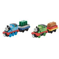 Thomas & Friends Talking Thomas & Percy Hard At Work by Fisher-Price