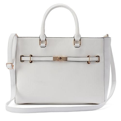 InStyle Lock Front Tote
