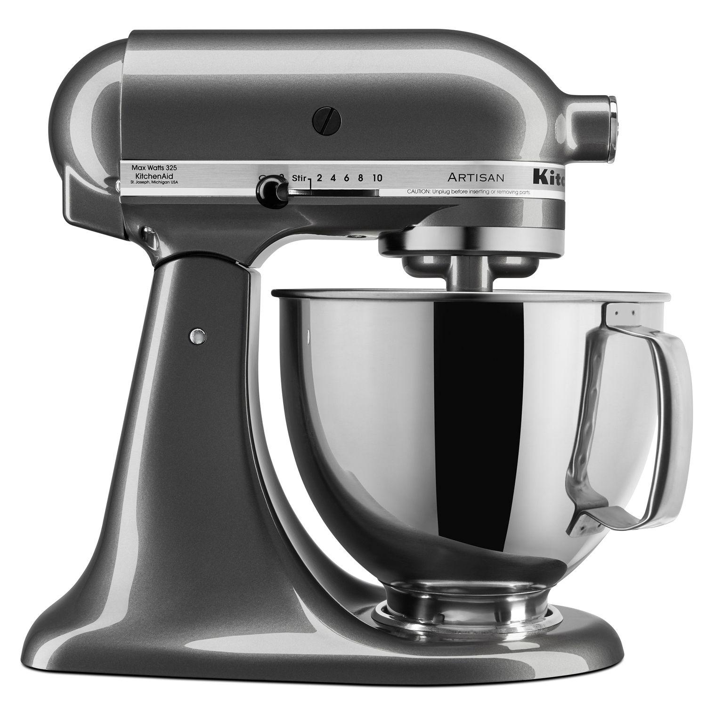 KitchenAid 5 Quart Artisan Stand Mixer Espresso Brown
