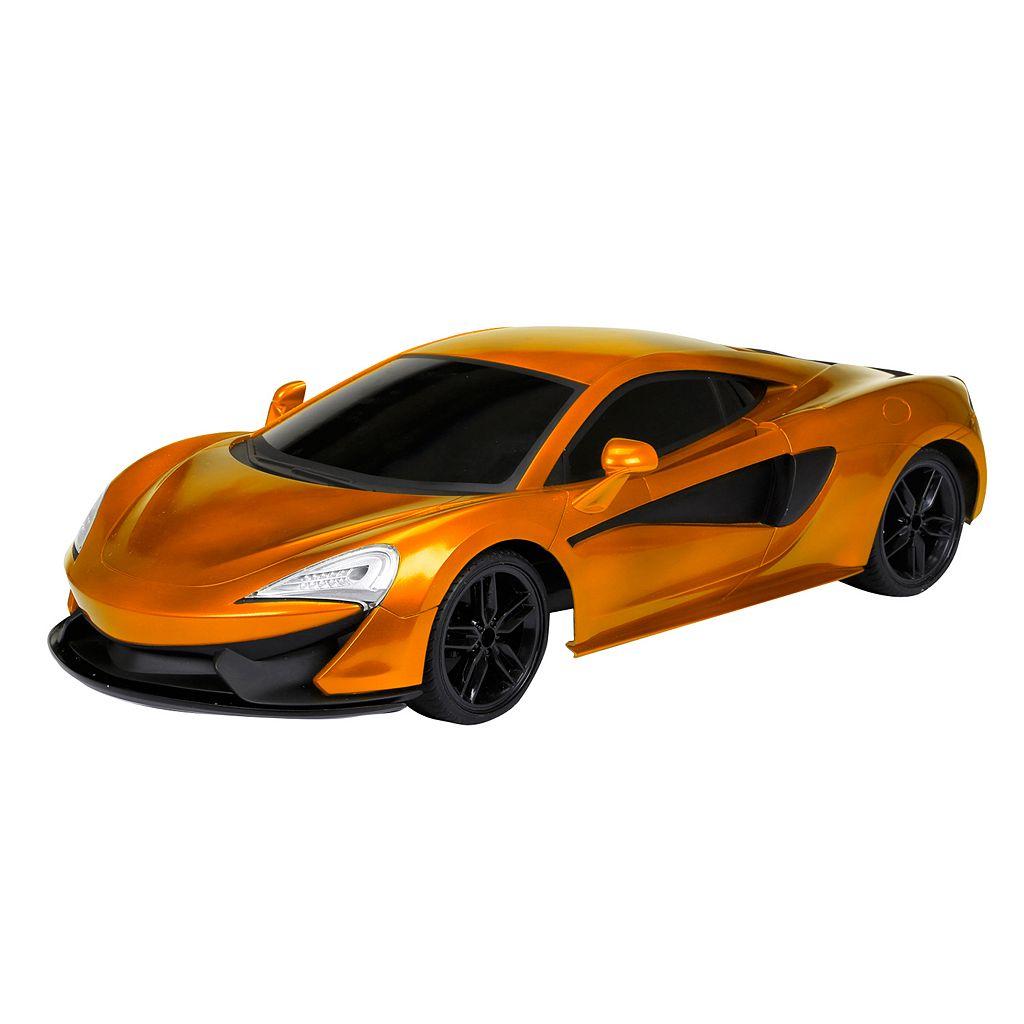 New Bright 1:8 Remote Controlled 9.6-Volt Showcase Customs McLaren 570S