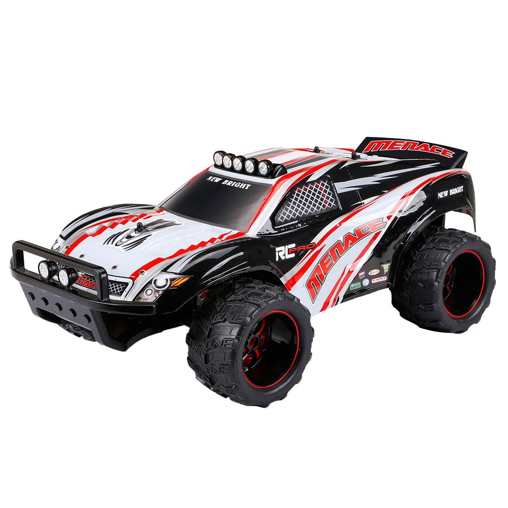 New Bright 1:8 Remote Controlled 12.8-Volt Menace