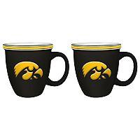 Boelter Iowa Hawkeyes Bistro Mug Set