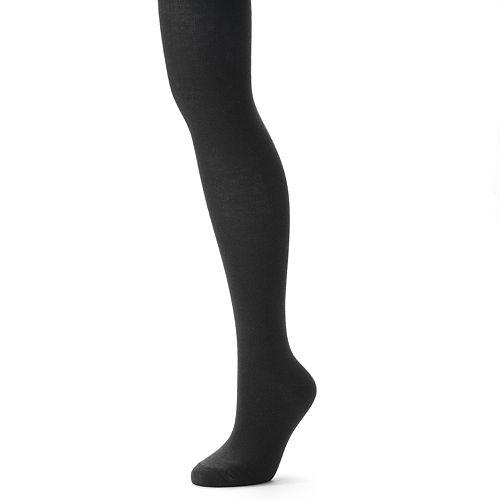 Apt. 9® Flat-Knit Sweater Tights