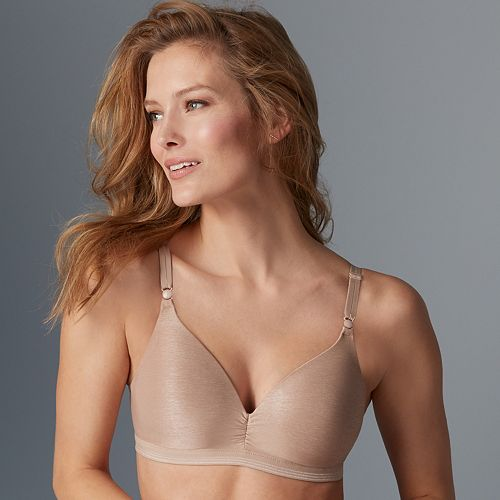 Warner's Bra: Play It Cool Wire-Free Lift Contour Bra RN3281A