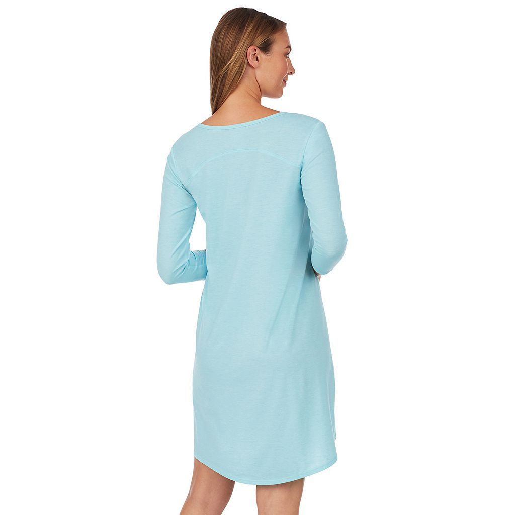 Women's Cuddl Duds Pajamas: Essentials Sleep Shirt