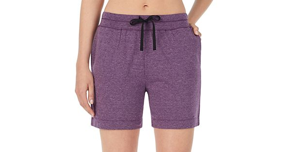 Women S Cuddl Duds Pajamas Essentials Pajama Shorts