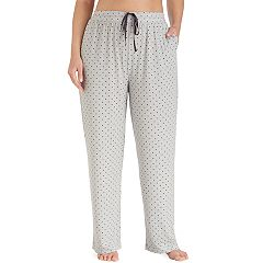 Plus Size Cuddl Duds Pajamas: Essentials Pajama Pants