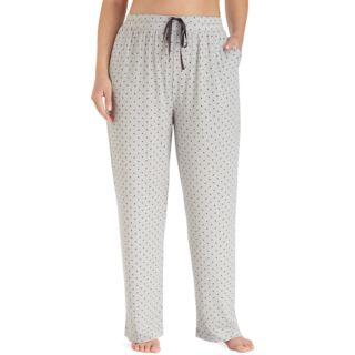 Plus Size Cuddl Duds Pajamas: Essentials Pajama Pants