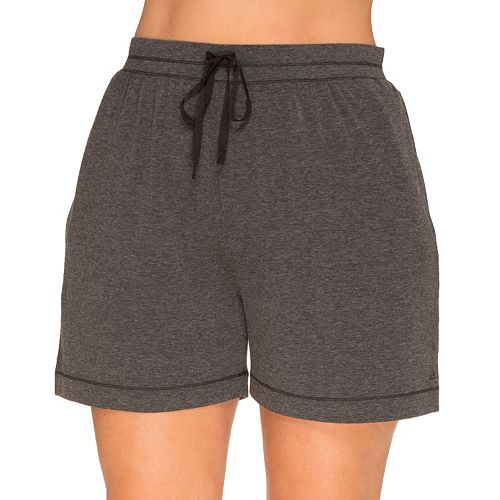 Plus Size Cuddl Duds Pajamas: Essentials Pajama Sleep Shorts