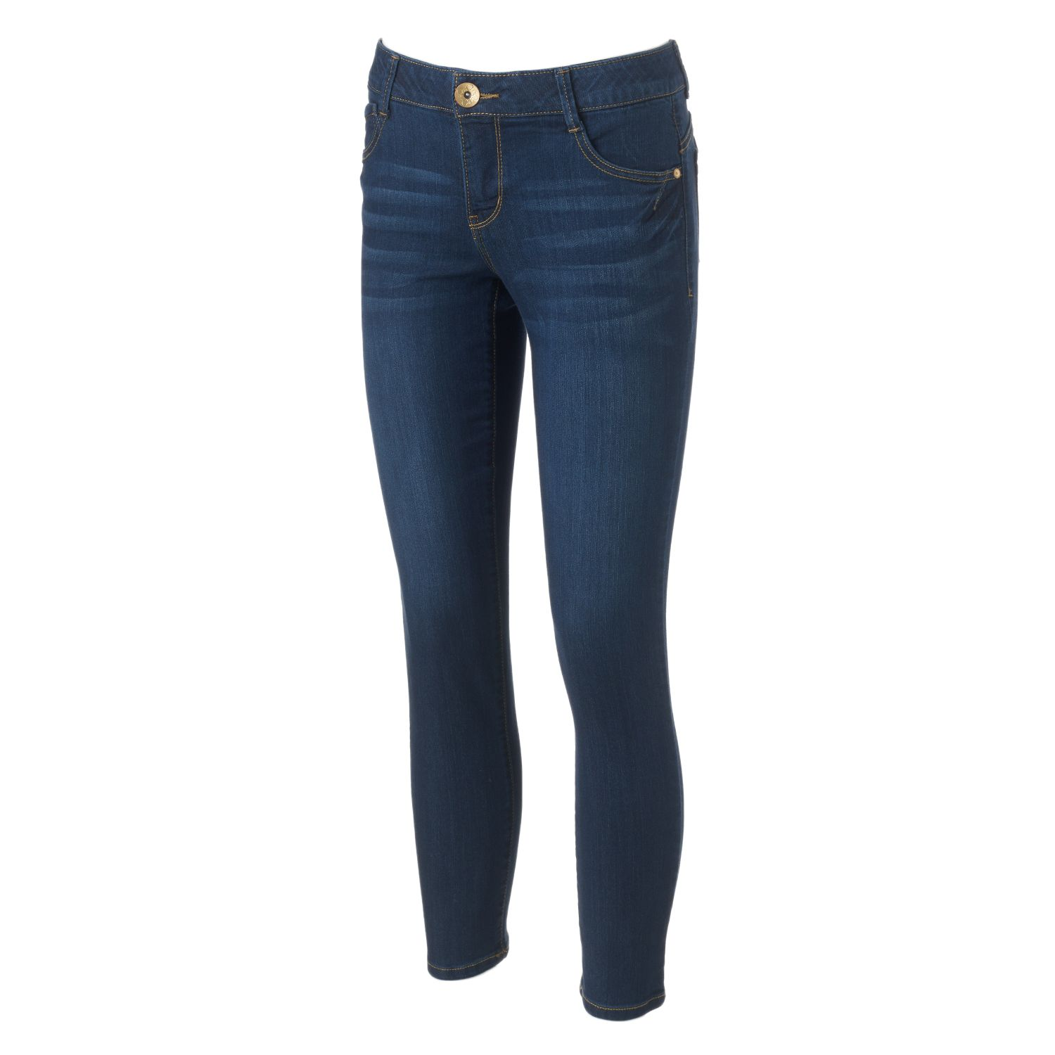 Womens Artisan Crafted by Democracy Slimming Jean Leggings
