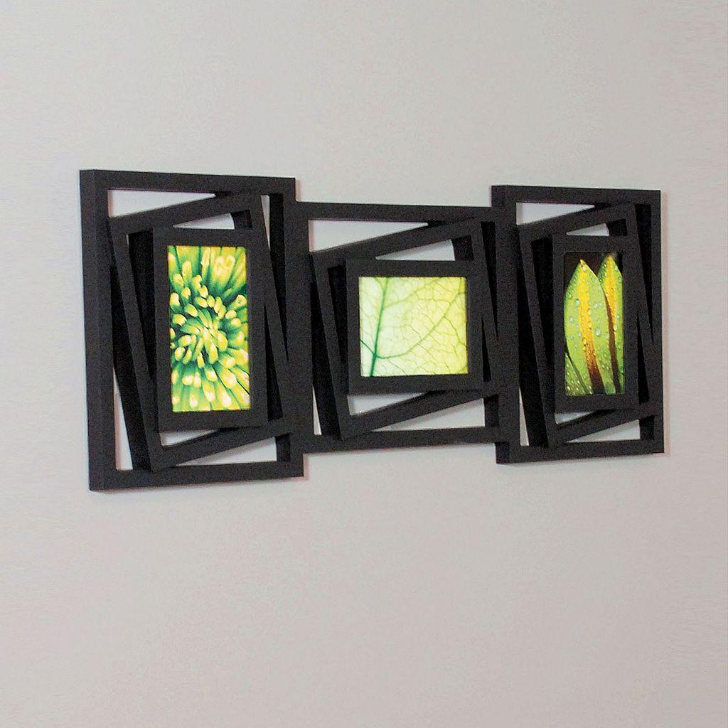 Nexxt Tilt 3-opening Wall Collage Frame